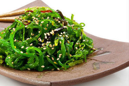 Iodine Seaweed