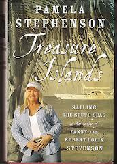 Treasure Island Pamela Stephenson